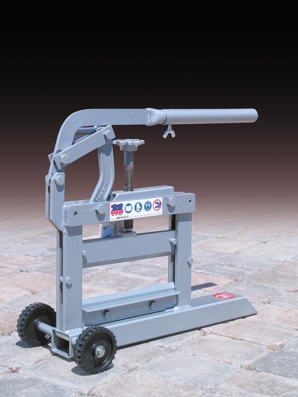 Block Paver Stone Splitters Carts Brickstop