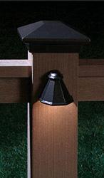 POST LAMPS